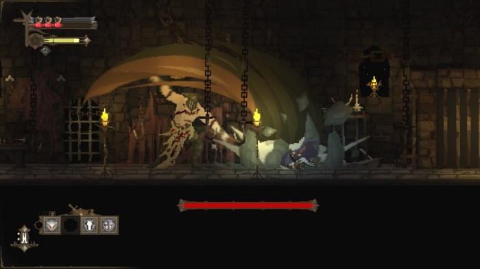 DD screen - Boss 2